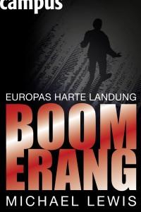 Michael Lewis - Boomerang - Coverbild