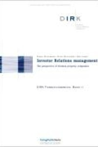 Mark Mietzner, Dirk Schiereck - Investor relations management - The perspective of Germany Property Companies