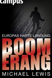 Michael Lewis - Boomerang - Coverbild